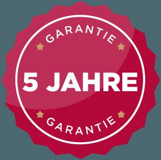 4-Jahres-Garantie