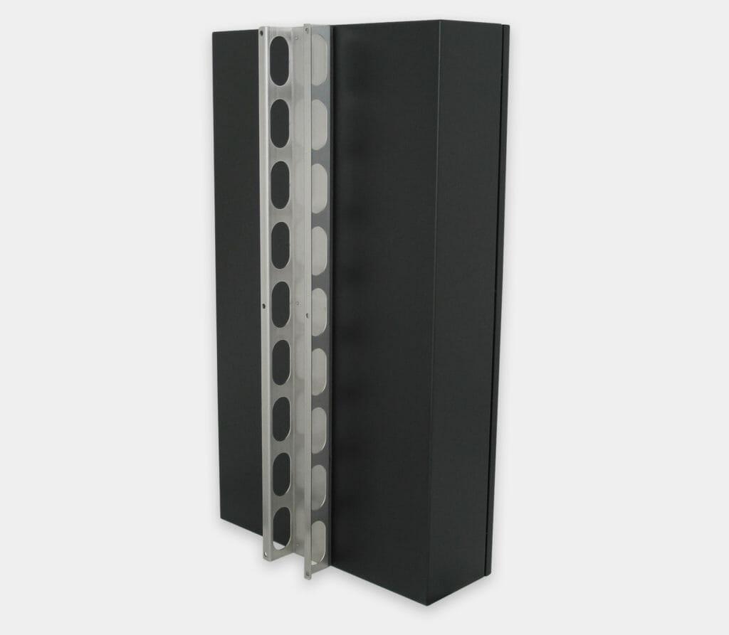 Wandhalterung für Industriegehäuse für handelsübliche/Industrie-PCs