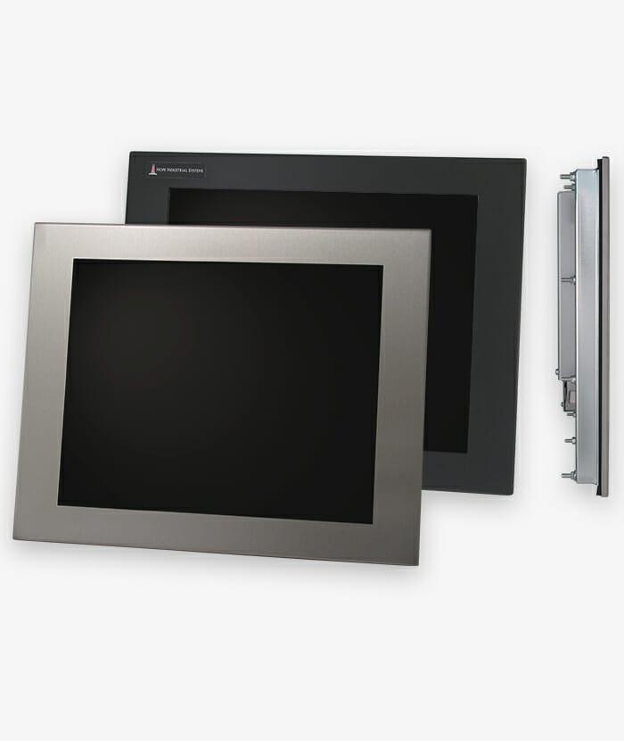 17-Zoll-Einbaumonitore für die Industrie und robuste Touchscreens nach IP65/IP66, Story