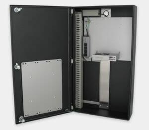 IIndustrie-Gehäuse für handelsübliche/Industrie-PCs mit internem Kühlsatz