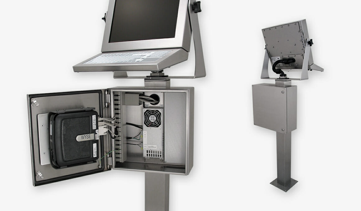 Product - Enclosures - Thin Client
