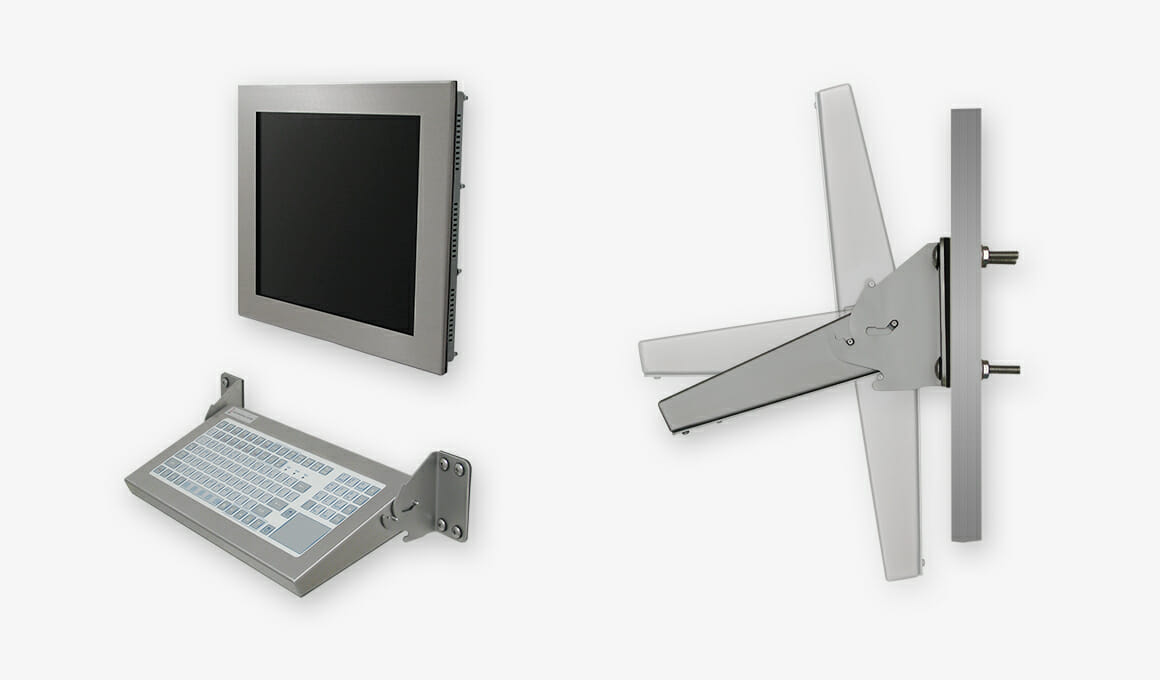 Product - Keyboards - Wall Mount