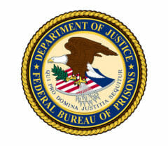 Federal Bureau of Prisons company logo